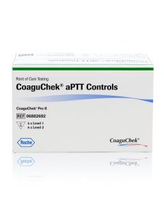 CoaguChek aPTT Controls (Level 1 + 2)