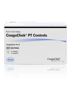 CoaguChek® Pro II PT Controls